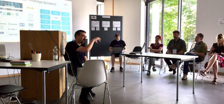 #Hack4OER – Ergebnisse des OER-IT-Sommercamp