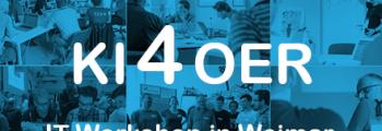 23./24. April: JOINTLY IT-Frühjahrscamp zu KI-Technologien in Weimar