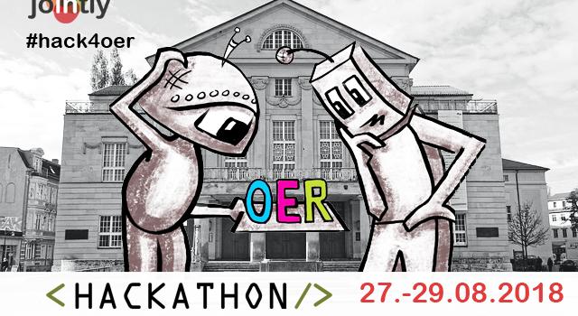 OER- und IT-Sommercamp 27.-29.08.2018 #Hack4OER