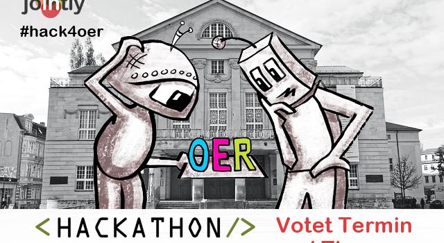 Weimarer OER-IT-Sommercamp 2018 – JETZT Termin und Themen voten