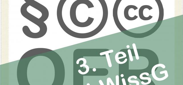 JOINTLY-Webinar am 12.10.2018: Was bringen die neuen urheberrechtlichen Regelungen für Bildungsakteure (UrhWissG) mit Blick auf OER?