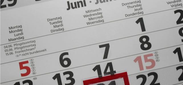 OEde Community Kalender [Update – Juni]