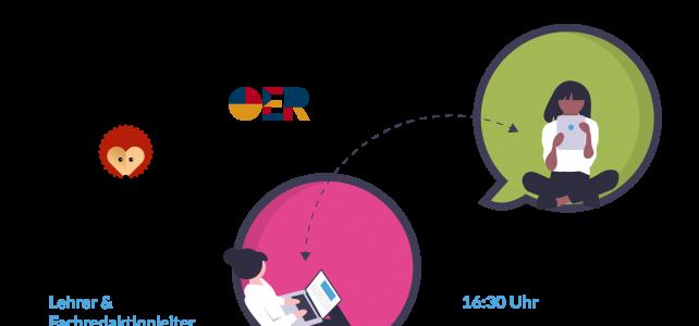 Erstellung von OER mit HedgeDoc